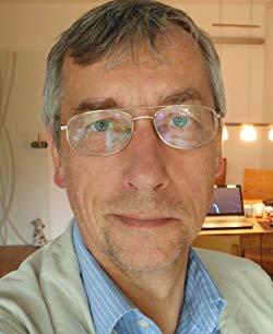 Krimi-Autor Achim Zygar. Bisher sind 16 Krimis von ihm erschienen. Der 17. ist in Arbeit.